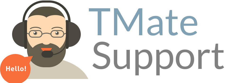 TMate Support